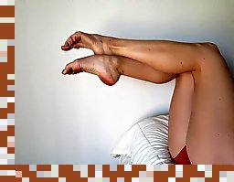 high arched feet